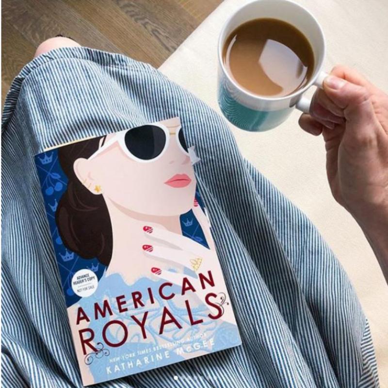American Royals book cover for Book Explorer volume 2 blog post